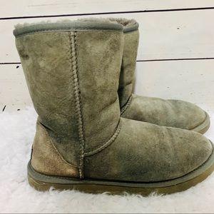 {UGG} Classic Short Boot 5825 Gray